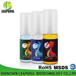 OEM/ODM Electronic Cigarette Liquid Lemon Grass Taste E Juice pictures & photos