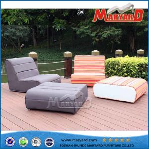 Fabric Upholstered Sofa Outdoor Furniture for Hotel pictures & photos