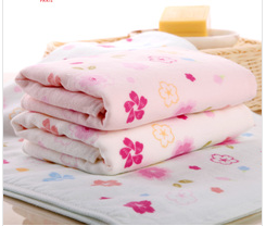 OEM Cotton Soft Face Towel pictures & photos