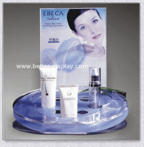 Acrylic Make up Display Stand pictures & photos