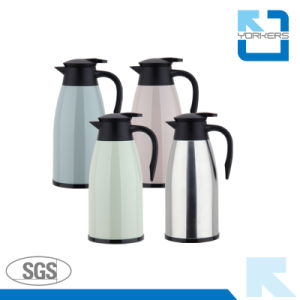 2017 New Design 304 18/8 Stainless Steel Vacuum Coffee Kettle Coffee Pot pictures & photos