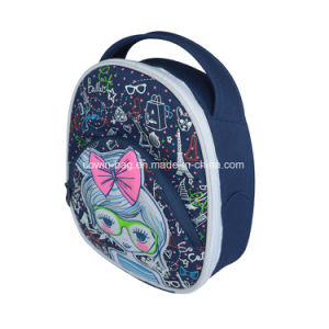 Girl′s Lovely Deisgned Picnic Lunch Drink Cooler Bag pictures & photos