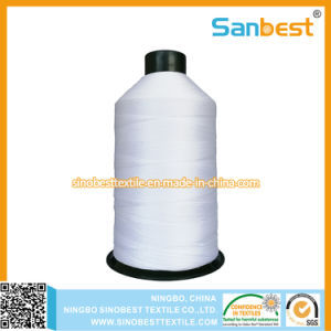 High Tenacity Polyester Filaments Sewing Thread pictures & photos