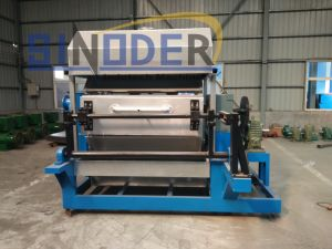 Egg Tray Egg Carton Forming Machine /Fruit Tray Making Machine pictures & photos