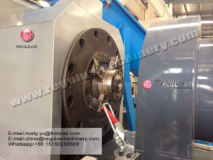 PE LDPE Plastic Film Squeezing Machine for Recycling Line pictures & photos