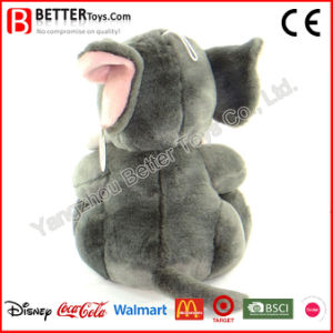 New Mother and Child Plush Stuffed Animal Soft Elephant Toy pictures & photos