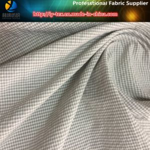 Polyester/Nylon Mixed Crincle Mini Check Shirt Fabric (YD1162-1) pictures & photos