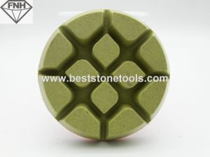 Wet Flexible Diamond Polishing Pad for Grinding Concrete Marble