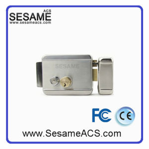 Stainless High safety Electronic Door Lock (SEC1) pictures & photos
