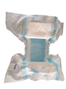 Wholesale Disposable Baby Nappies and High Absorbent Breathable Diapers pictures & photos
