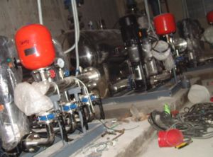 PLC Control Constant Pressure Frequency Conversion Water Supply System pictures & photos