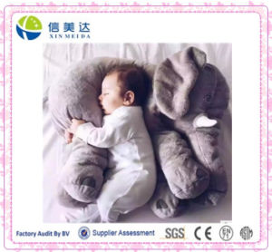 Wholesale Elephant Pillow Stuffed Elephant Plush Toy pictures & photos
