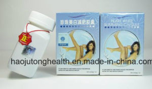 Hight Quality Pearl White Slimming Weight Loss Capsule pictures & photos