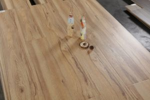 12mm Eir Pressed U-Groove Laminate Floor pictures & photos