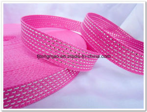 600d Marroon Polypropylene Webbing pictures & photos