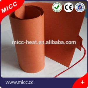 Micc Silicone Rubber Heater with Self Adhesive pictures & photos