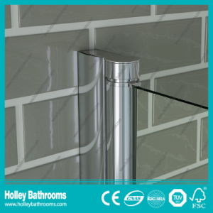 Clean Cut Walk-in Shower Room with Aluminium Pivot (SE932C) pictures & photos
