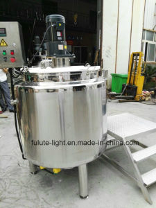 Hot Sale Stainless Steel Electric Heating Chocolate Holding Tank pictures & photos