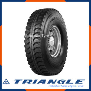 Tr669-Js 11.00r20 Quatity Guarantee Triangle New Patterneu Label Truck Tyre pictures & photos