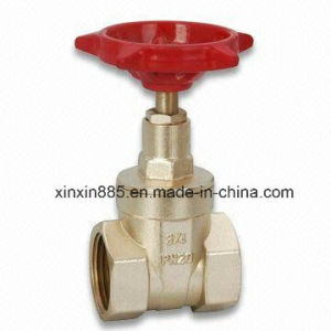 Gate Valve with Cast Iron Wheel Handle pictures & photos