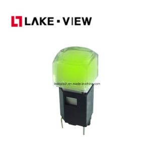 LED Illuminated Dustproof Waterproof Tact Switch pictures & photos