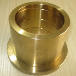 Brass Bushing Machining Parts for Hydraulic Generator pictures & photos