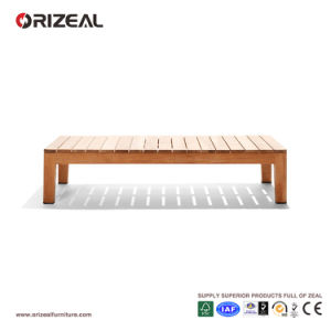 Outdoor Teak Wooden Coffee Table Low Oz-Or074 pictures & photos