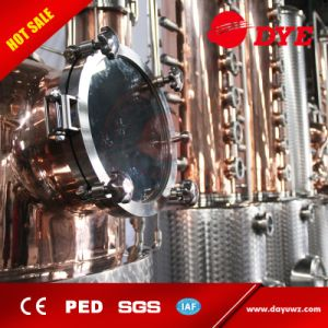 Made in China 500L Industrial Electric Stainless Steel Beer Brewing Equipment pictures & photos