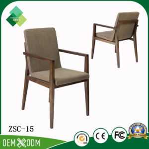 Hot Sale 5 Star Hotel Furniture Armchair for Restaurant (ZSC-15) pictures & photos
