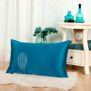 Taihu Snow Silk Hotsale OEM Oeko-Tex 100 Standard Mulberry Silk 19momme Pure Real Luxury Bedding Silk Pillow Case pictures & photos
