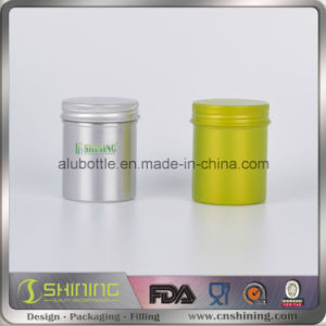 Aluminum Canister for Gift Coin Packaging