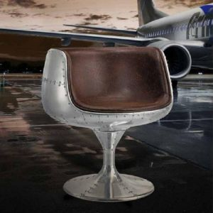 Nordic Simple Aluminium Cup Chair Creative Chair Cafe Chair Dining Chair pictures & photos