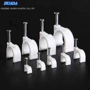 High Performance Attractive Price Twist Plastic Cable Clips/Clamp pictures & photos