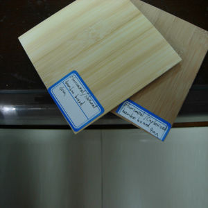 Xingli High Quality Crosswise Bamboo Furniture Board pictures & photos