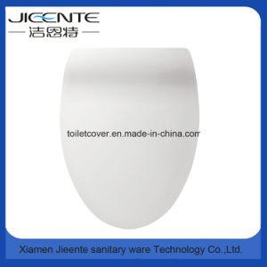 Plastic Toilet Cover for ceramic Toilet Slimed Design pictures & photos