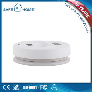 LCD Solar Cell Supply Auto Carbon Monoxide Detector for Kitchen pictures & photos