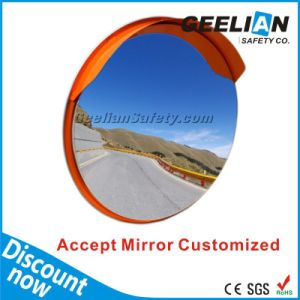 Flexible Round Two Sided Concave Convex Mirror pictures & photos