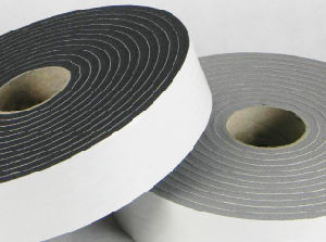 Saint Gobain Heat Resistant Single Sided PVC Foam Tape pictures & photos
