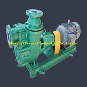 Fluorine Plastic Alloy Self Priming Pump/Self Suction Pump pictures & photos