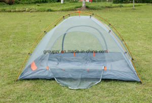 Outdoor 2 Layer Camping Tent for 3-4persons pictures & photos