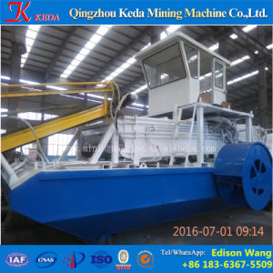 China Aquatic Plants Cutting Machine pictures & photos
