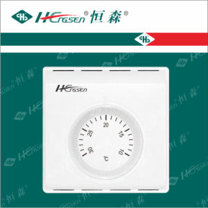 W K J-03 Thermostat/Mechanical Thermostat/Room Thermostat Used in Air Conditioning System pictures & photos