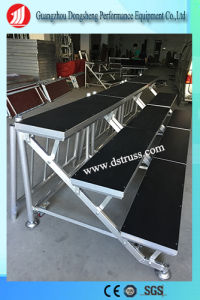 Top Quality Aluminum Choral Stage Platform pictures & photos