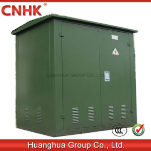 Hv Metal Shell Cable Distribution Box with Green Color pictures & photos