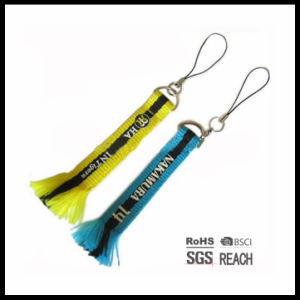 Polyester Short Strap for Cell Phone Flash Drive USB pictures & photos