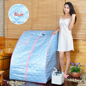 Perfect Quality Cheap Portable Garden Steam Sauna Room pictures & photos