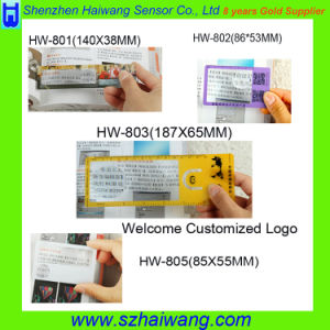 Ultralight Contact Card with Magnifier pictures & photos