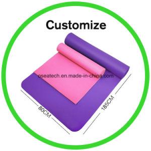 Custom Logo Digital Printed Yoga Mat pictures & photos