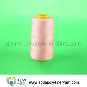 Pink Color Polyester Sewing Thread pictures & photos
