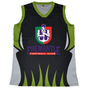 Sublimated Afl Jumper/Australian Football Guernsey pictures & photos
